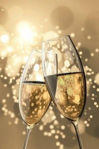 Enjoy The Ambiance, Have a Champagne